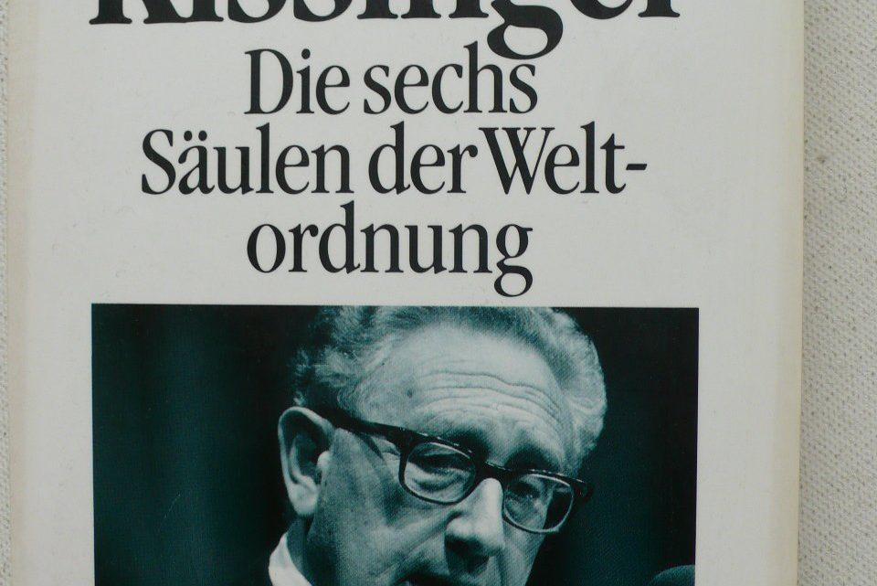 Henry Kissinger: KI – Waffen könnten unkontrollierbar werden