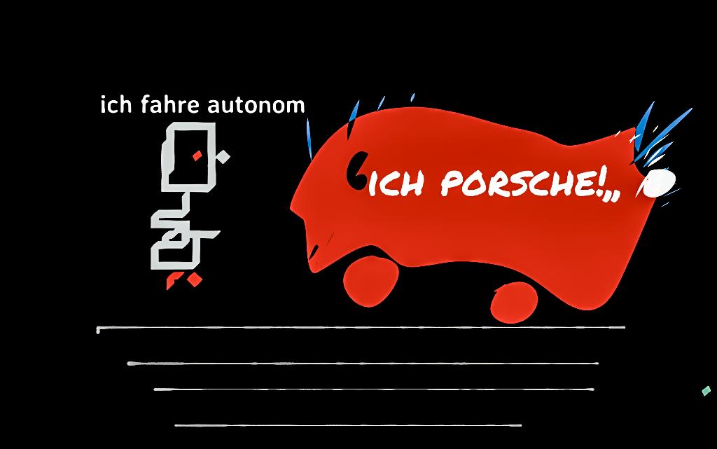 Autonome Fahrzeuge lernten auf unbekannten Routen fahren