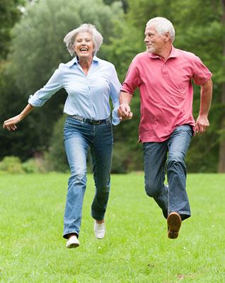 Fehlhaltungen und die Folgen im Alter