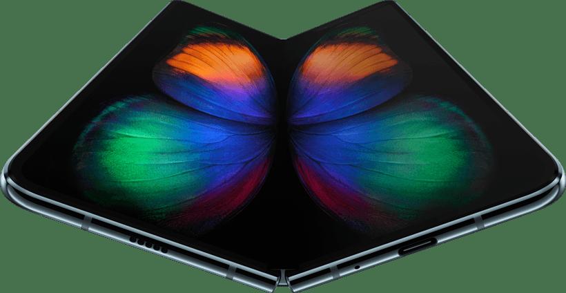 Samsungs $2.000 Falt-Telefon – nach zwei Tagen unbrauchbar