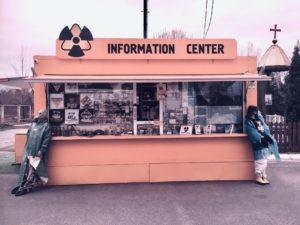 """Britische Drohnen kartieren Tschernobyls """"Roten Wald"""""""