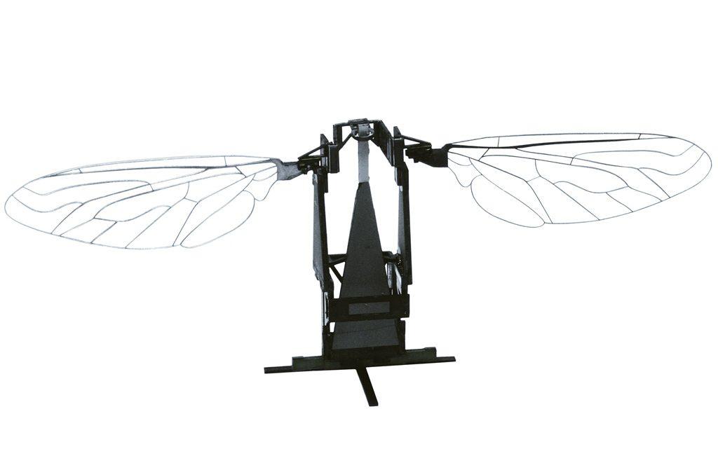 Ist RoboBee die Zukunft der Drohnen?