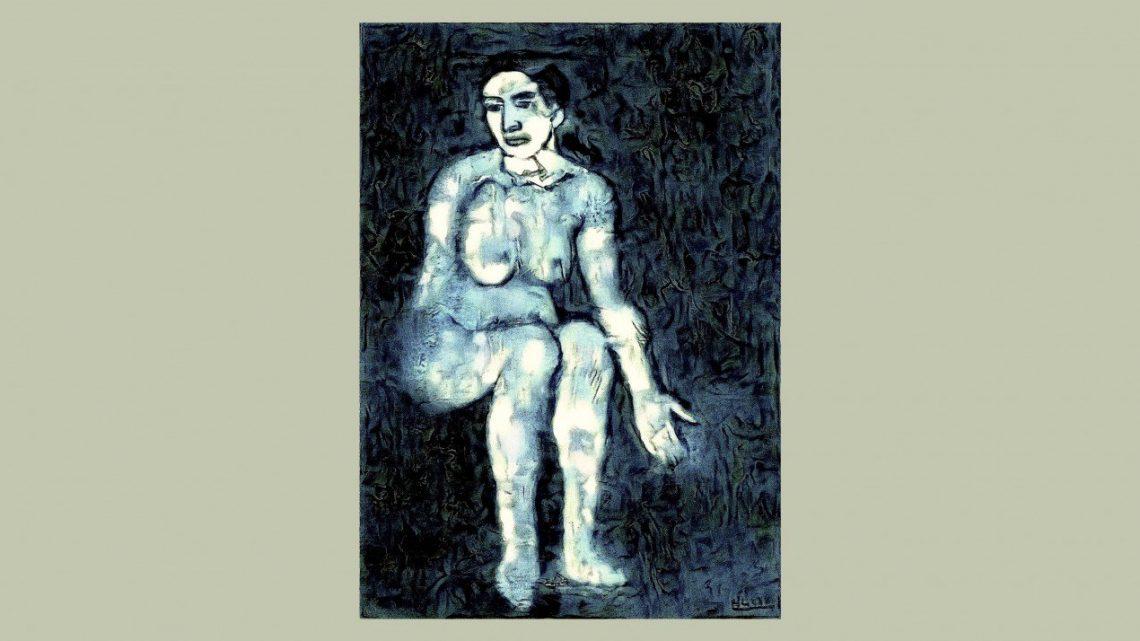 Mit Neural Style Transfer Picasso- Gemälde wieder hergestellt