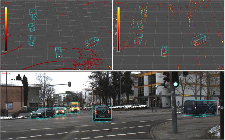 AuRoRaS entwickelt Radarsensoren für das sichere autonome Fahren