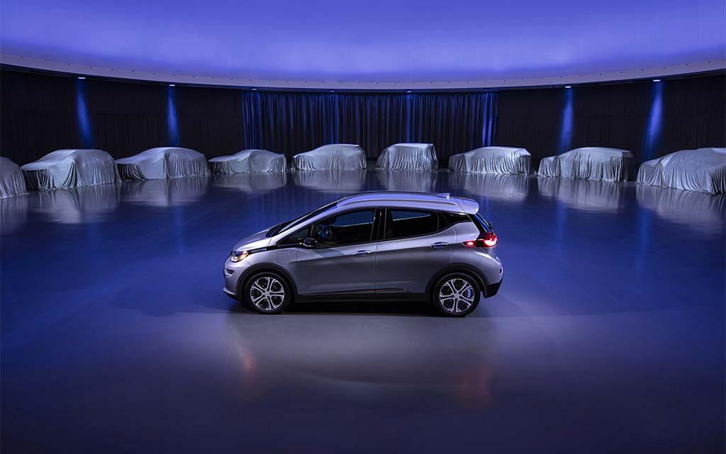 GM hat ein Ziel: 20 EV bis 2023