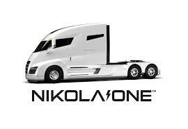 Market value of truck producer Nikola after stock market launch: 25 billion dollars