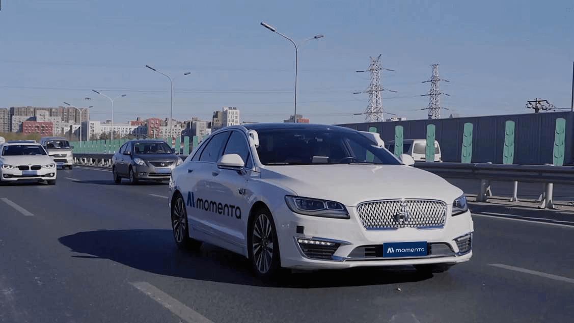 "Startup Momenta: ""brain"" for autonomous vehicles"