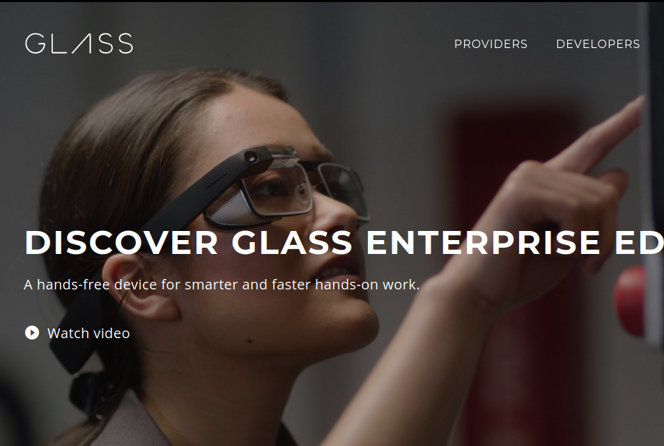 Augmented – Reality – Glasses before Comeback