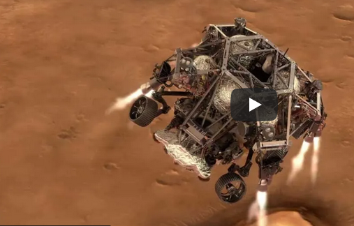 NASA: first test flight of Ingenuity helicopter on Mars was a success