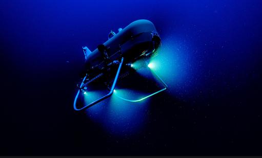 Robotische Navigationstechnik erforscht die Tiefsee
