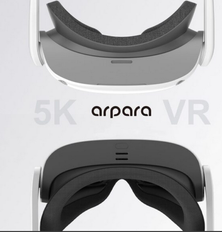 Arpara presents two new VR headsets