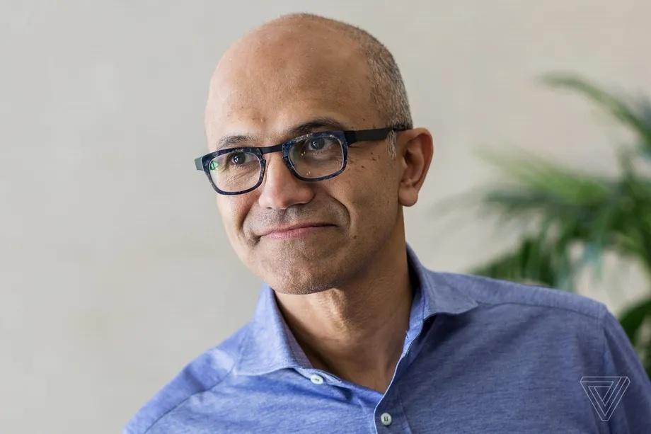 Microsoft: Nadella now also Executive Chairman