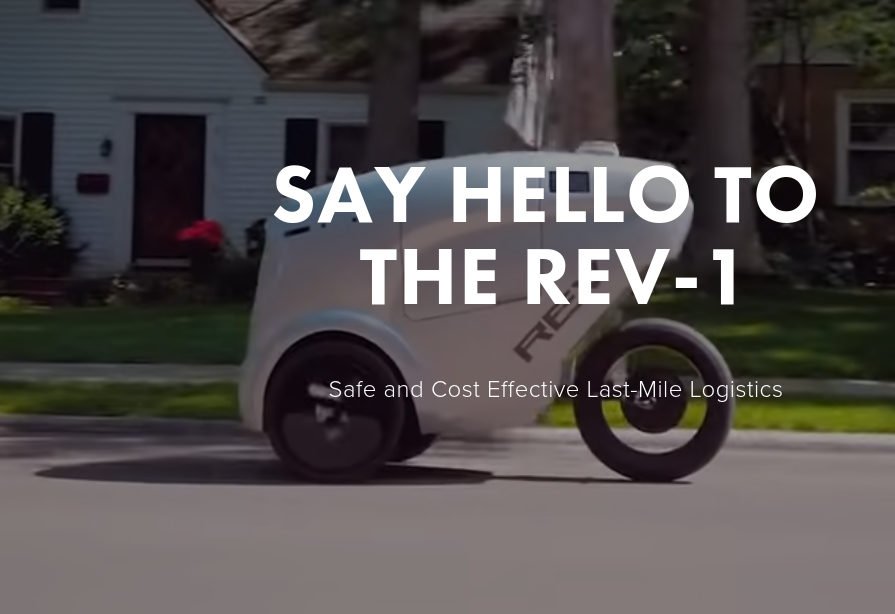 More and more delivery robots in use in the USA