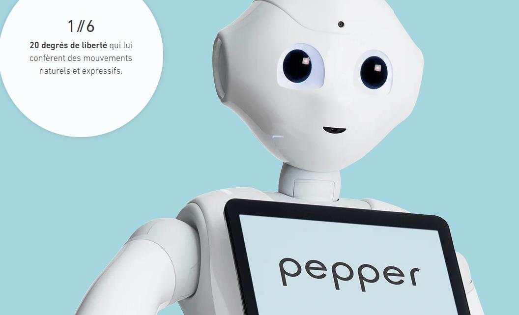 Softbank Group stellt Produktion von Pepper ein