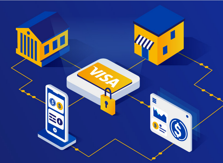 Visa plans collaboration with 50 crypto companies