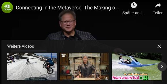 Scanned Nvidia – CEO delivered the April keynote