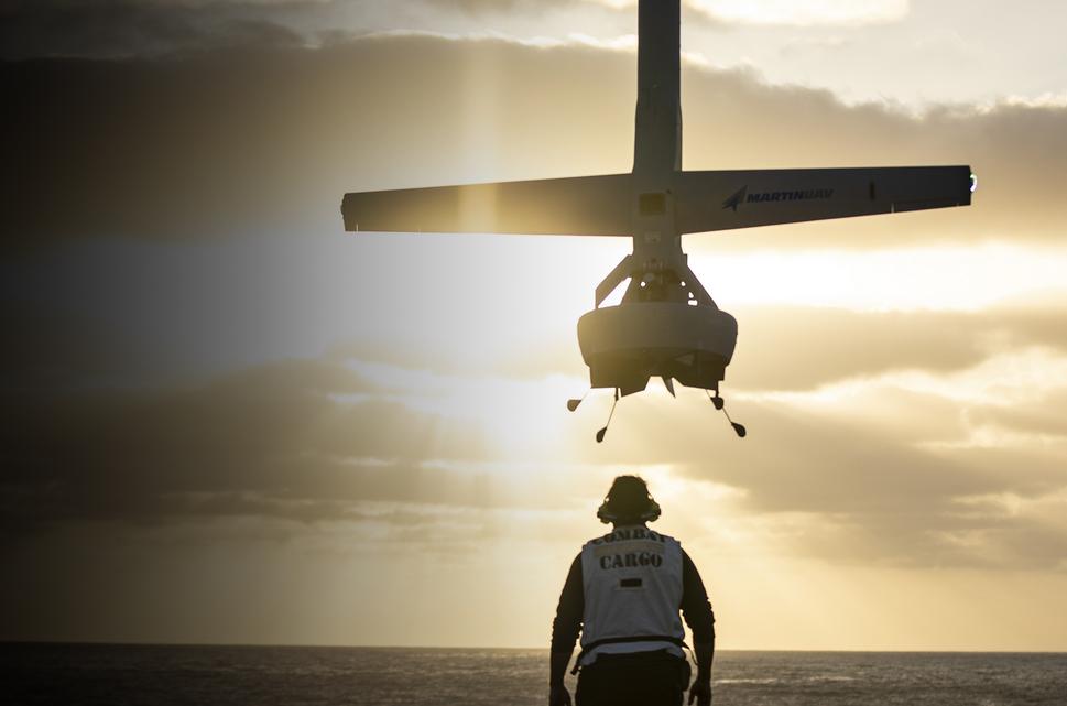 Shield – AI übernimmt Martin UAV
