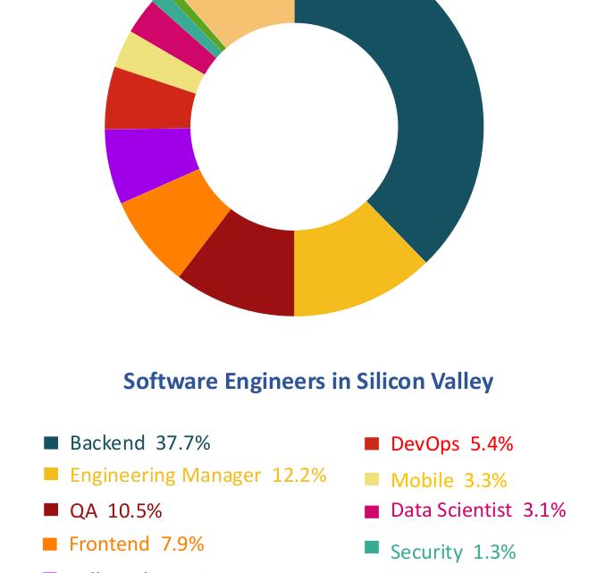 Einzigartige Einblicke in das Talente-Reservoir für Software- Ingenieure